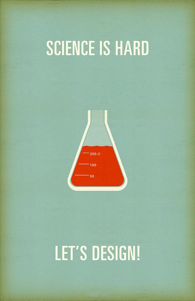 Scienceishard